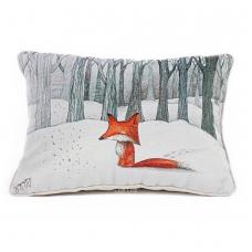 """Dekoratyvinė pagalvėlė """"Lapė miške"""""""
