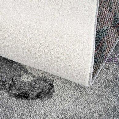 """Stačiakampis kilimas vaikų kambariui """"Liūtų šeima"""" 3"""